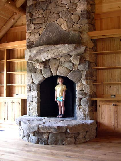 Fieldstone Fireplaces Home Design