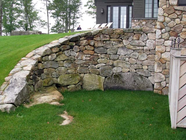 giant fieldstone fireplace | Walls & Specialty Stonework: Photo Gallery -- Stone Age ...